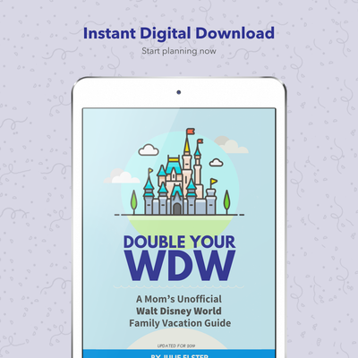 Double Your WDW eBook, Instant Download