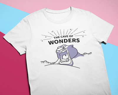 Cave of Wonders Unisex Short Sleeve T-Shirt