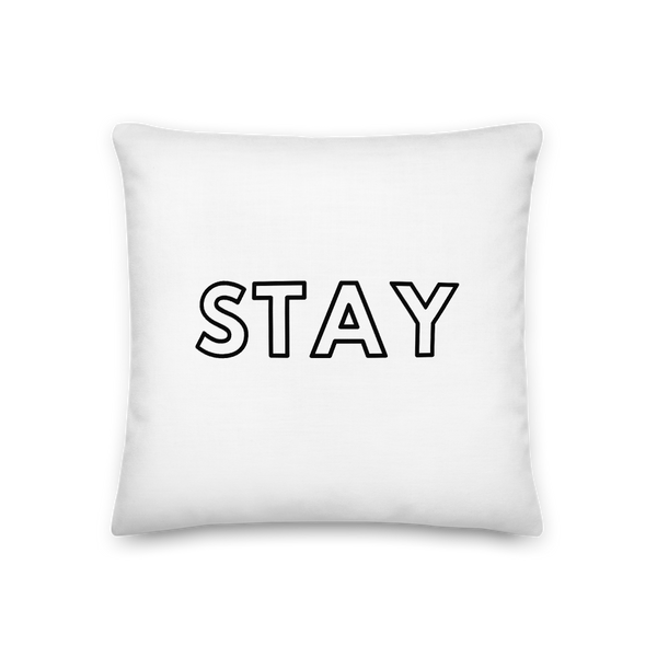 Stay • Premium Pillow