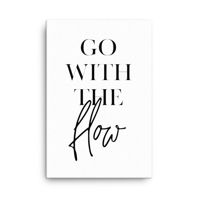 Go with the Flow • Canvas