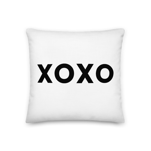 XOXO • Premium Pillow