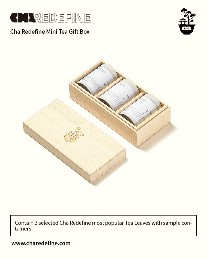 Cha Redefine Mini Tea Gift Box (Pre Order)