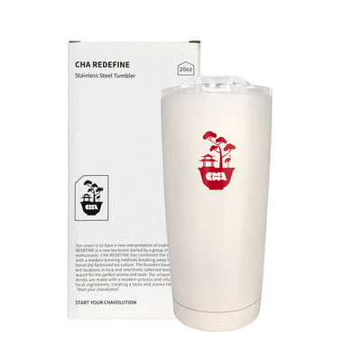 CHA REDEFINE 20 oz STAINLESS STEEL TUMBLER