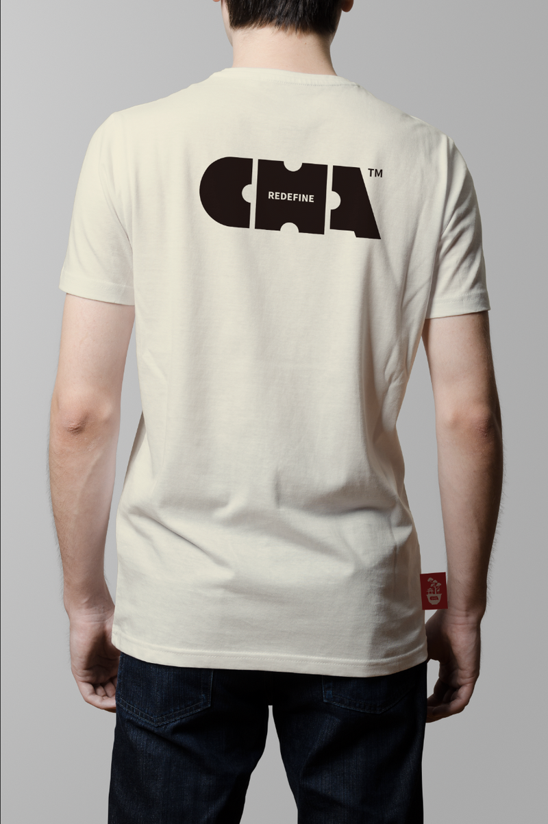 Cha Redefine Logo T-Shirt
