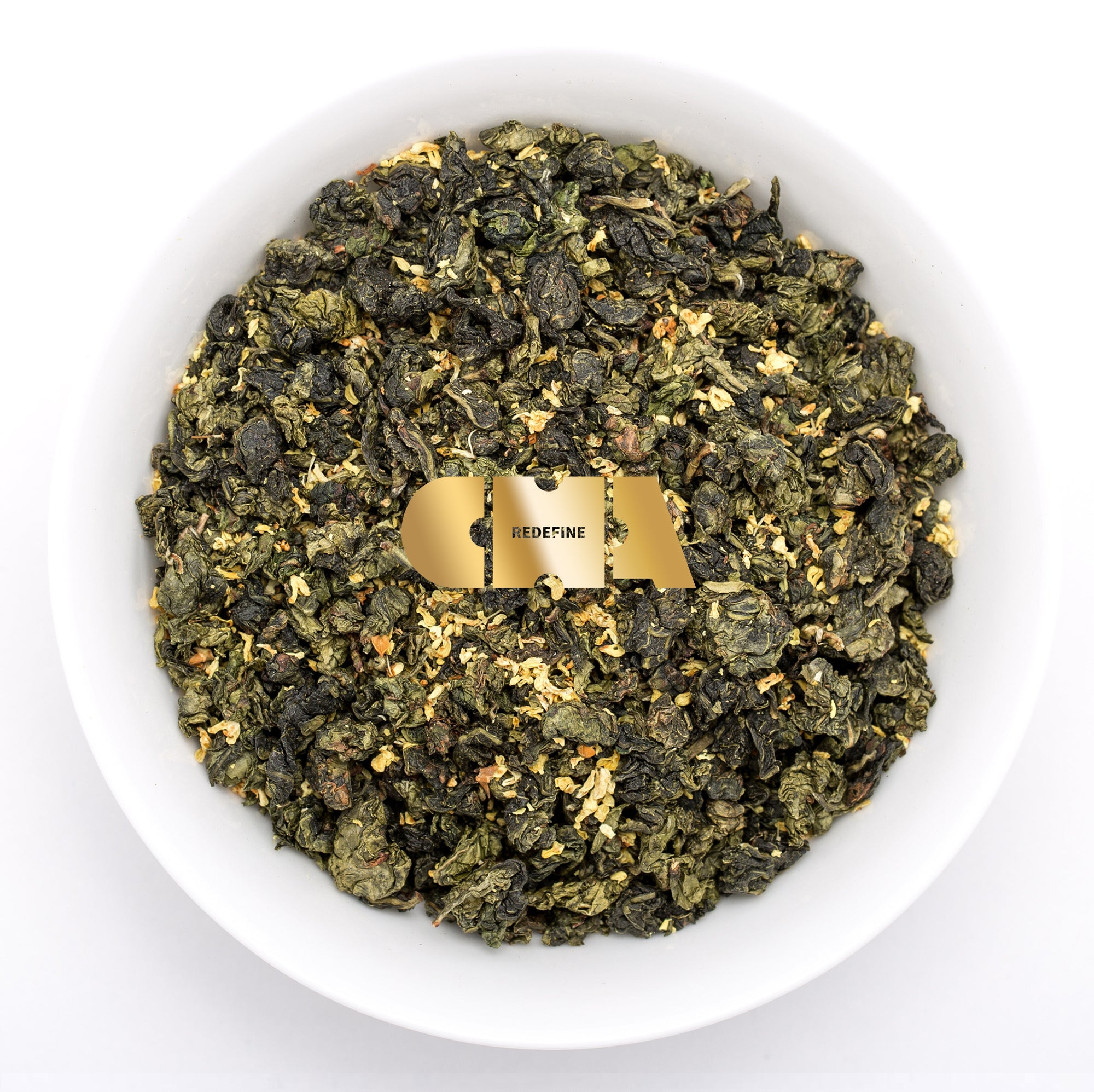 Osmanthus Oolong Tea Leaves