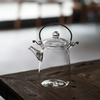 Handmade Single Serve Glass Brewpot