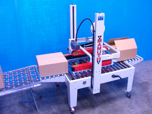 Carton Taping & Sealer Machine