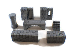 Dungeon Tiles & Terrain