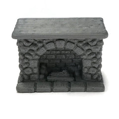 Fireplace 28mm Miniature Furniture for D&D Village Terrain | Dungeon Furniture | Dungeons and Dragons DnD Furniture