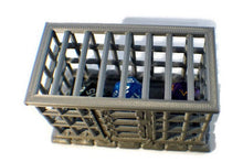Load image into Gallery viewer, D&D Dice Jail - 28mm Miniature Prison Cell - Miniature Town