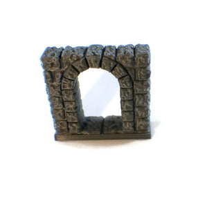 Stone Archway Dungeon Terrain - Miniature Town