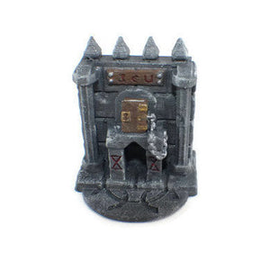 Forbidden Tome - 28mm Dungeon Scatter Props - Miniature Town