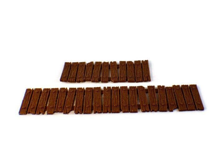 28mm Wooden Bridge for Dungeon or Cavern Terrain - Miniature Town