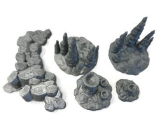Miniature Cavern Set