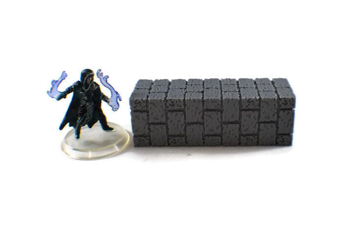 Stone Scatter Terrain Blocks | Dungeon Terrain | Dungeons and Dragons Terrain