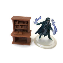 Load image into Gallery viewer, Desk for 28mm Scale D&D Village Furniture - Miniature Town