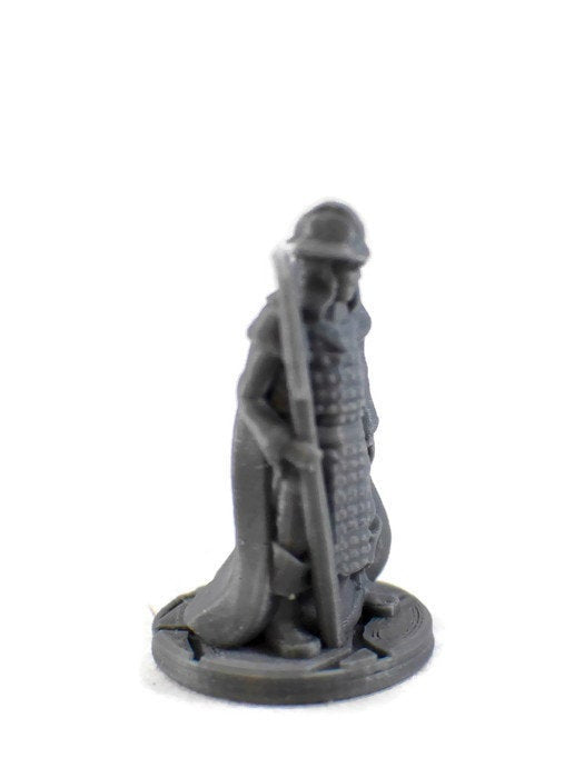 Guard D&D Miniature 28mm miniature  | Dungeons and Dragons Miniature