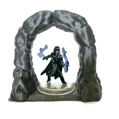 Cavern Entrance Archway for 28mm D&D Cavern Terrain | DnD Dungeon Terrain | Dungeons and Dragons Terrain | RPG Terrain