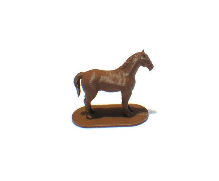 Horse for 28mm Tabletop RPG Miniatures | D&d Miniatures for Wilderness Terrain | Dungeons and Dragons Miniatures