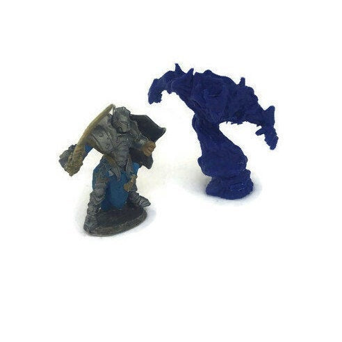 Water Elemental 28mm Miniature Sea Monster | Dnd Miniatures | Dungeons & Dragons Miniatures