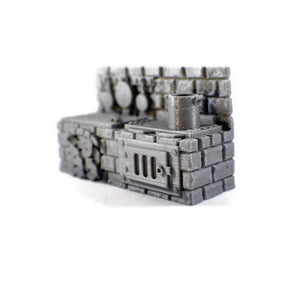 Stove Top 28mm Village Furniture - Miniature Town