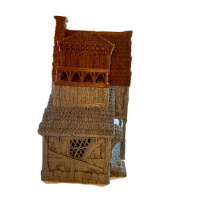 Healer's House 28mm scale building for D&D Village Terrain | Dungeons and Dragons