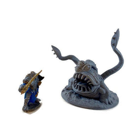 Otyugh 28mm Scale Trash Monster Miniature for D&D Terrain