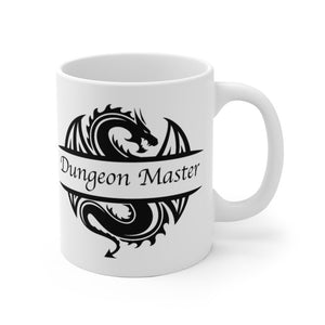 D&D DM (Dungeon Master) Mug | Dungeons and Dragons Tabletop RPG