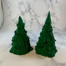 Load image into Gallery viewer, 28mm Scale Pine Trees | Dnd Miniatures | Dungeons & Dragons Wilderness Miniatures