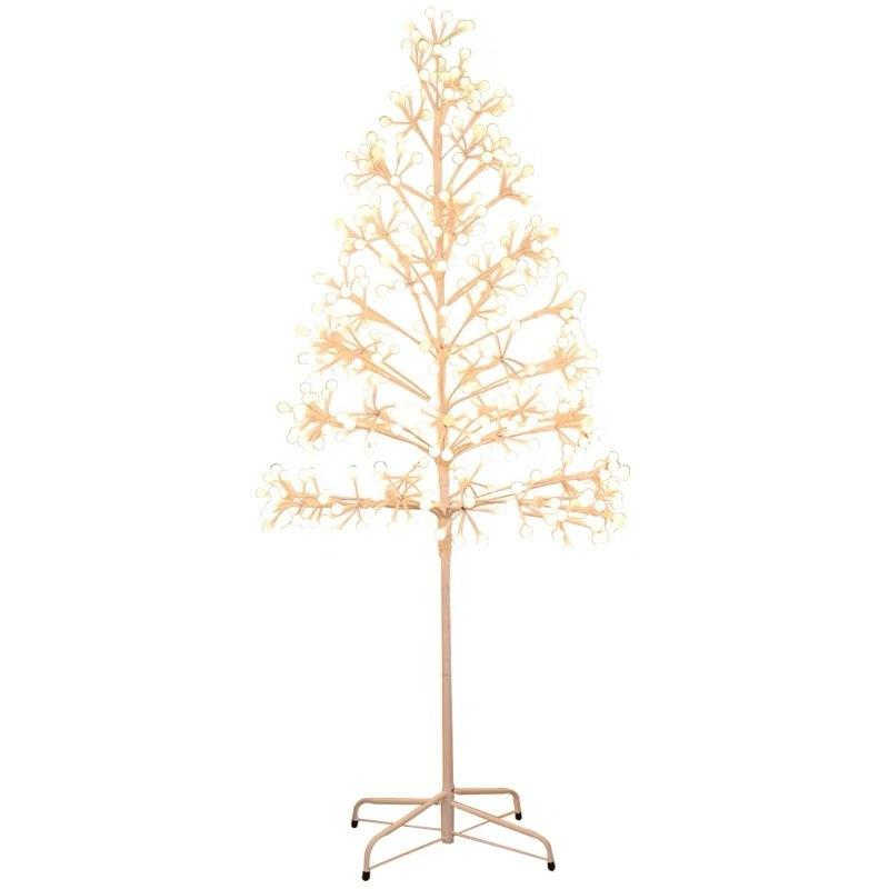 Home Decoration Led Christmas Tree -Battery/USB 84 Pic LED