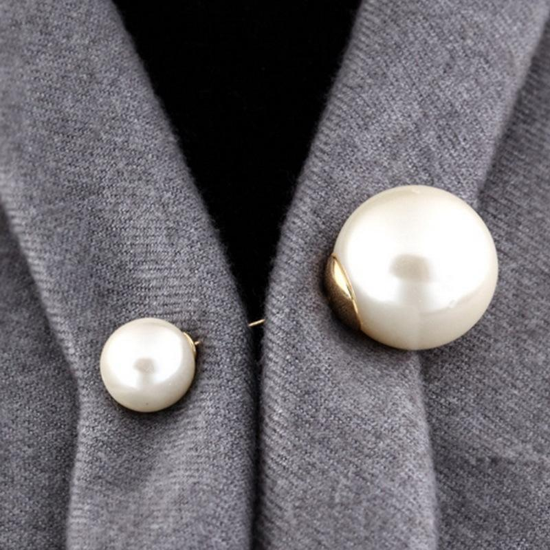Hot!! Crown/love Heart/Pearl Brooches
