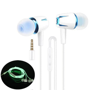 【Hot】Luminous Technology in-ear headphones