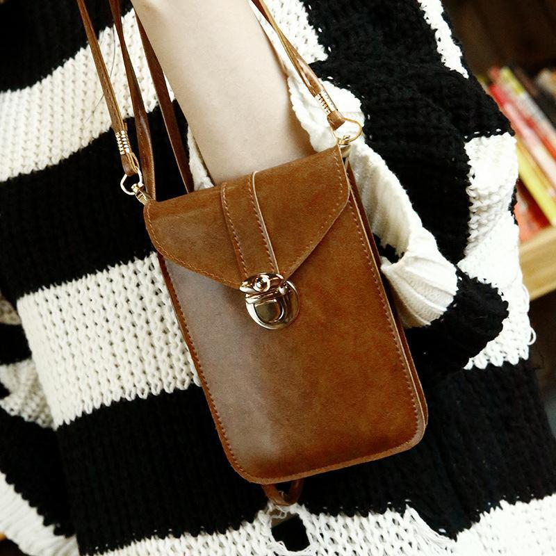 New Touchscreen Crossbody Bag
