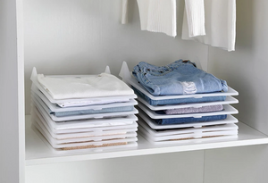 Clothes Organizer- 100% Resistant And Recyclable