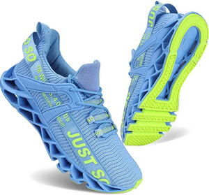 Non-slip jogging shoes light breathable mesh sports shoes sports fitness sports