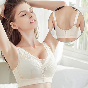Full Cover Wire-free comfort Bra(M-6XL)