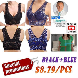 *2019 Hot Selling TV Products* Extra-elastic Air Permeable Lace Bra Promotion
