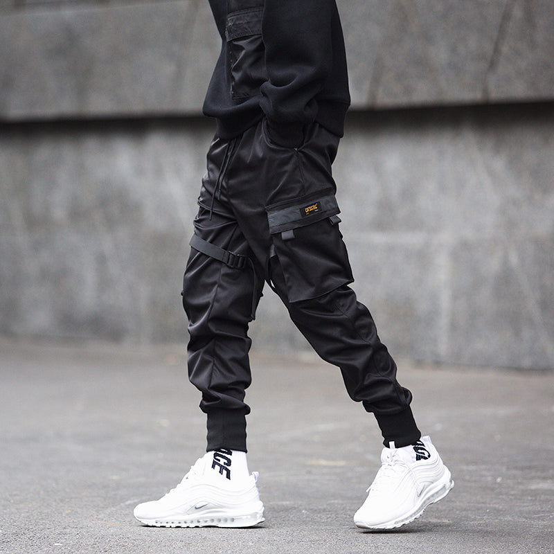 【Hot Seller】2019 Men Stylish Cargo Pants/Trousers