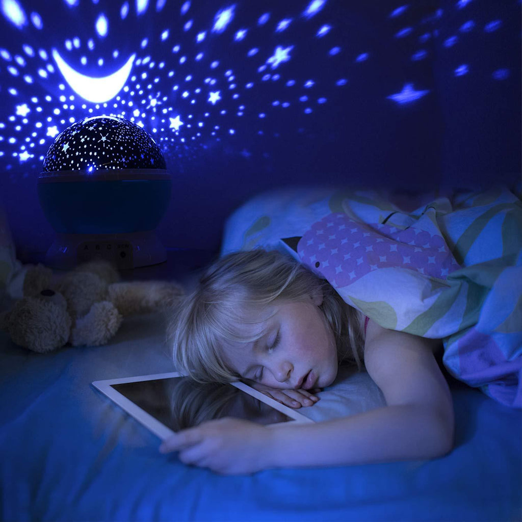 [Halloween Promotion]Starry Sky Night Light Projector
