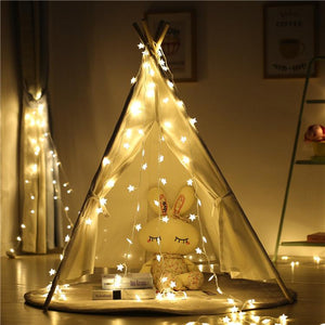 Hot!! Home Decoration Star LED Lights