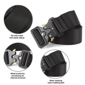 50% OFF!!!! - LAST DAY PROMOTION(Tactical Belts)