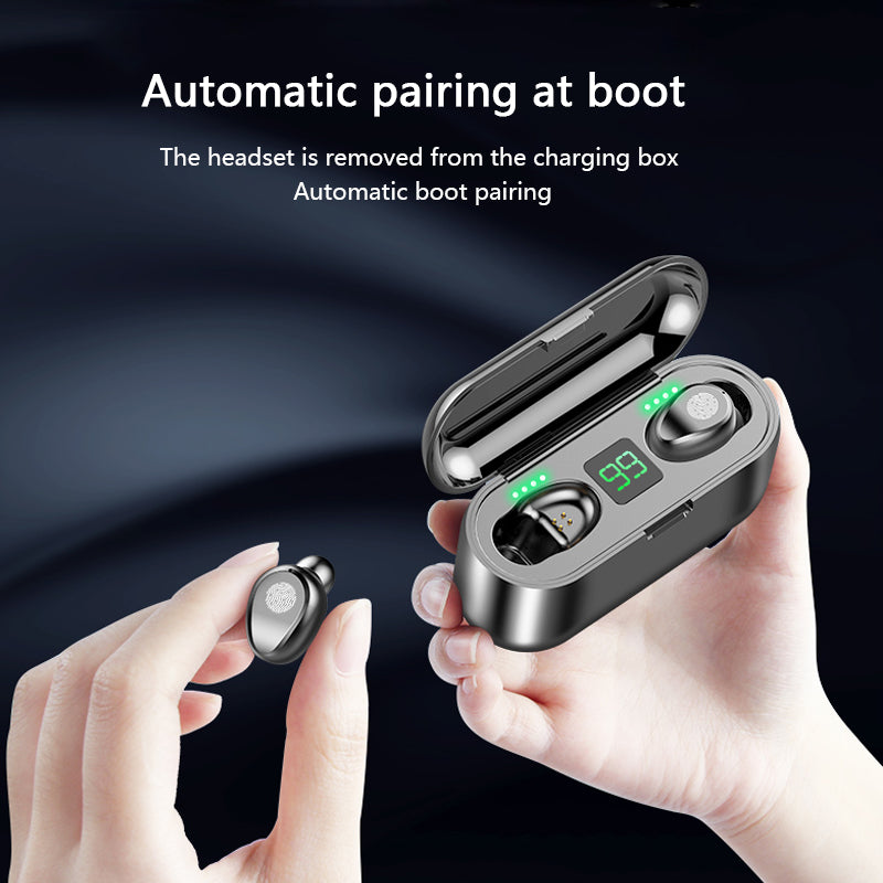 NEW Sports Bluetooth Earphones Mini Wireless Headset