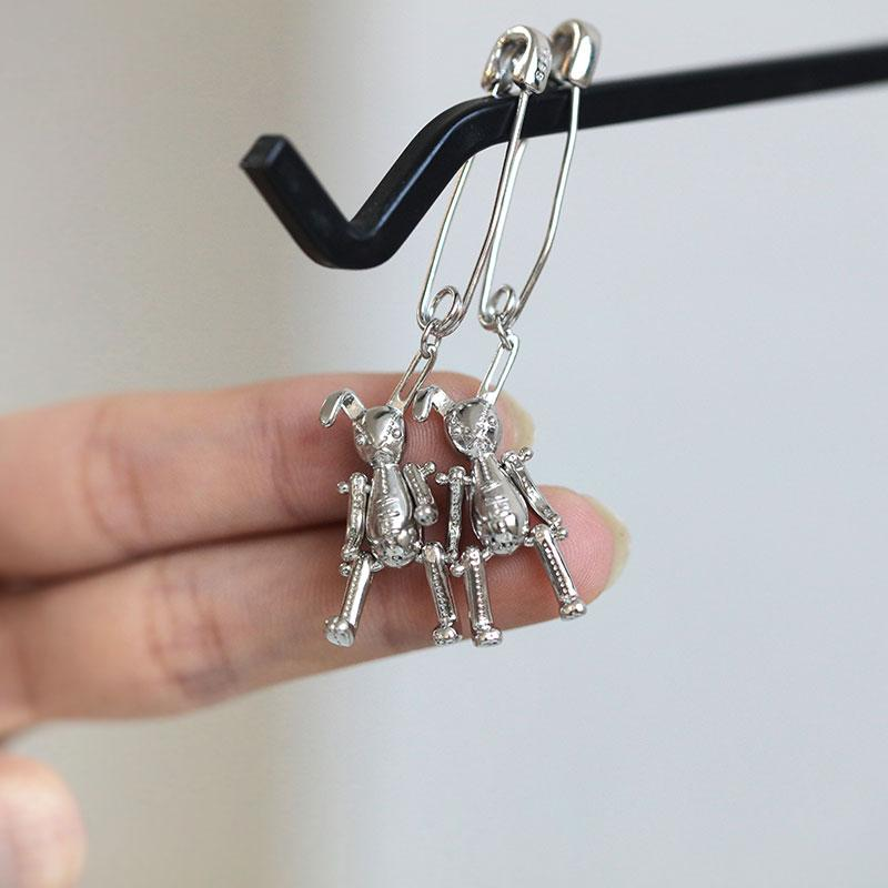 Designer Cute Bear Earrings