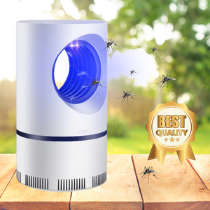 Mosquito And Flies Killer Trap【72% OFF】Suction Fan, No Zapper, Child Safe