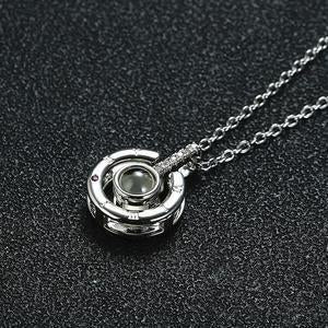【Best Gift-Buy 2 Free Shipping!!】Love Necklace,Love Ring,