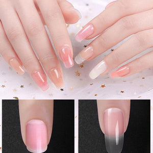 【60% OFF Today】Super Natural NAIL GEL -  UV LED KIT