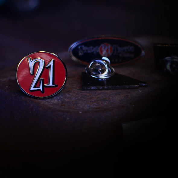 Studio 21 Lapel Pin