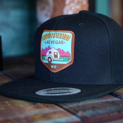Camper Patch Classic Hat