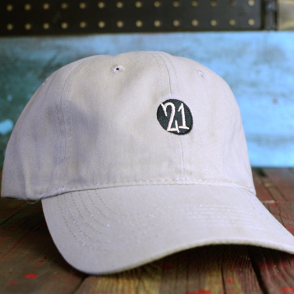 "Studio 21 Tattoo Tan ""Dad hat"""