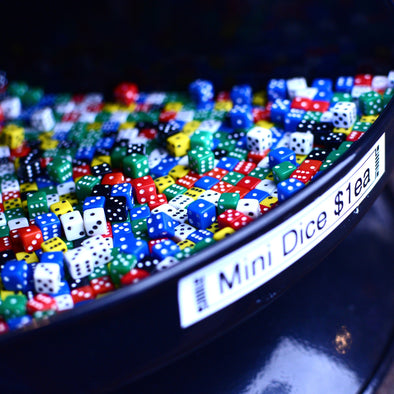 Miniature Toy Dice